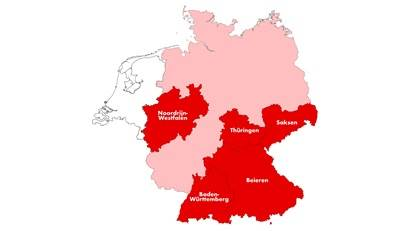 Samenwerking Met Duitsland Provincie Noord Brabant