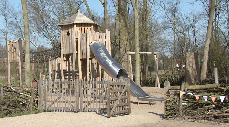 Natuurspeeltuin Gestel Vabimpuls Provincie Noord Brabant