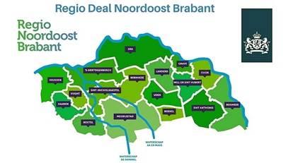 10 Miljoen Voor Leefbaarheid In Noordoost Brabant Provincie