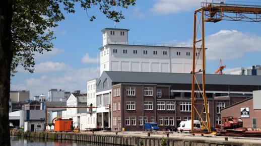 fabriek veghel foto